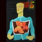 木澤洋一のイラスト展