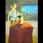 木澤洋一のイラスト展 「Humming」