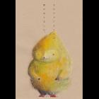 絵本「山吹色のヤマアラシ」展